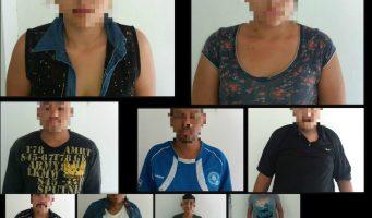 Desarticula PGJE banda de secuestradores, rescatan a 3 víctimas