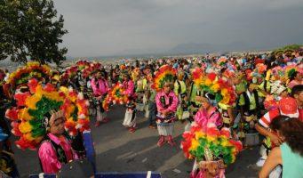 Danzan más de 4 mil en la tercera matlachinada estatal 2016