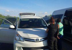 Utilizaban Uber para traficar con migrantes en Coahuila