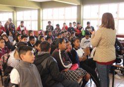 Alertan a la población juvenil sobre el peligro de la trata de personas