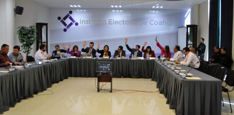 Aprueban convocatoria para candidatos independientes en Coahuila