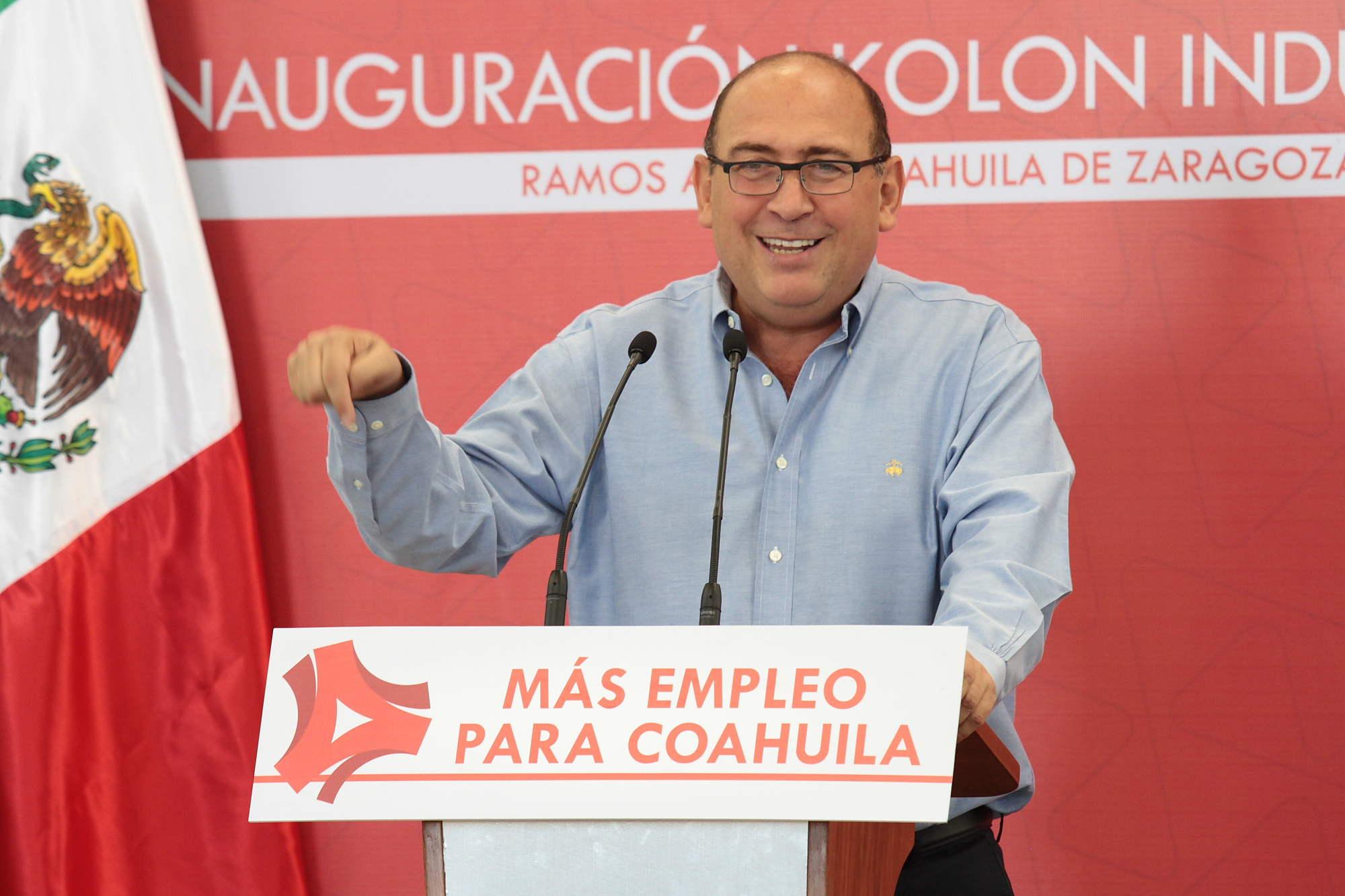 Coahuila alcanzó el mayor monto de inversión extranjera directa de los últimos 25 años