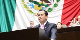 Impulsa José Refugio Sandoval reforma a la ley de pensiones