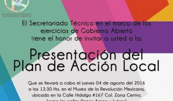 El ICAI lanzará el Plan de Acción Local, en el marco de los ejercicios de Gobierno Abierto