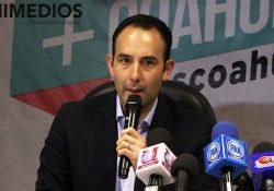 """""""Fox perdió el juicio y la memoria"""": Gil Zuarth"""