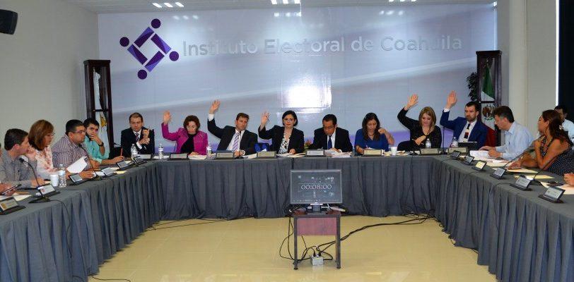 Permite IEC actos anticipados de campaña