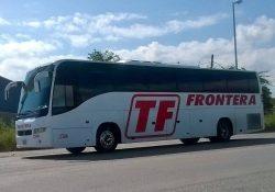 De Transportes Frontera era el autobús del que secuestraron a 15 pasajeros