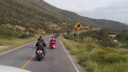 Imparten curso para conductores de motocicleta para evitar accidentes