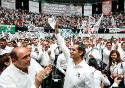 Sostiene Enrique Ochoa que el PAN no merece gobernar Coahuila