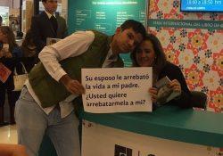 Calderón arrebató la vida a mi padre ¿usted quiere arrebatármela a mi?: joven a Margarita