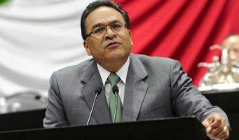 Renuncia Javier Guerrero al PRI tras 34 años de militancia