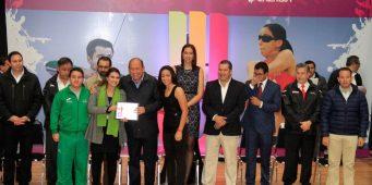 Entregan Premio Estatal del Deporte y Presea Fuerza Coahuila