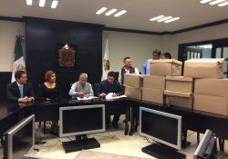 Presenta Salazar iniciativa popular para crear Tribunal Ciudadano