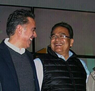 Buscará Memo Anaya una alianza con Javier Guerrero