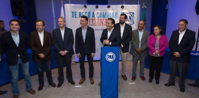En enero PAN Coahuila tendrá candidato a la guberatura