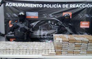 Asegura Fuerza Coahuila 200 kilos de marihuana