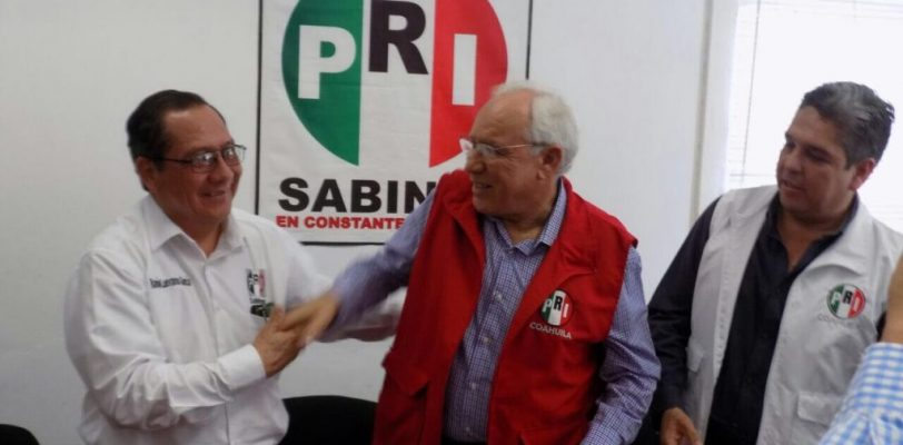 Renuncia Presidente del PAN en Sabinas y se suma al PRI