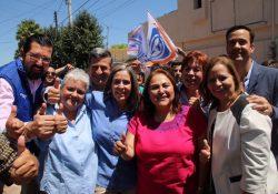 Esther Quintana registra su candidatura por la alcaldía de Saltillo