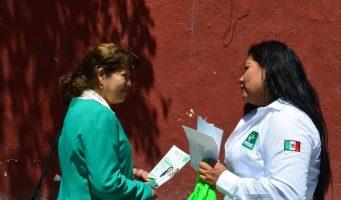 Candidatas del PVEM proponen garantizar abasto de medicinas en hospitales