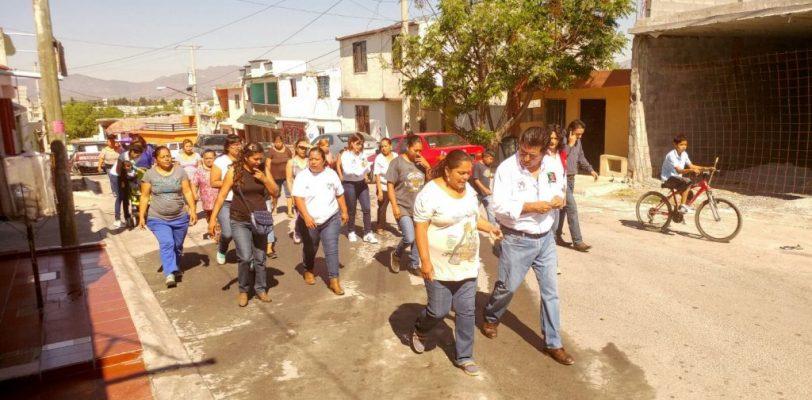 Escuchar a la gente es prioritario: Samuel Rodríguez