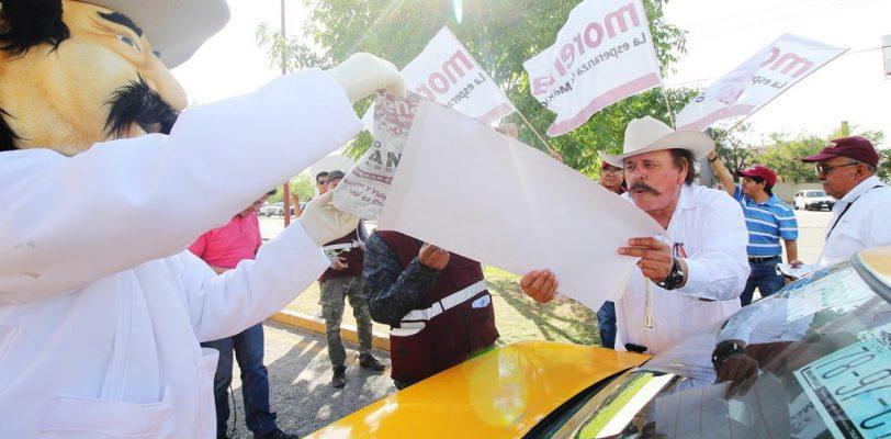 Renunciaría Guadiana a sueldo de Gobernador