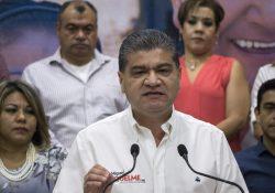 Llama Riquelme a la unidad y a trabajar por Coahuila