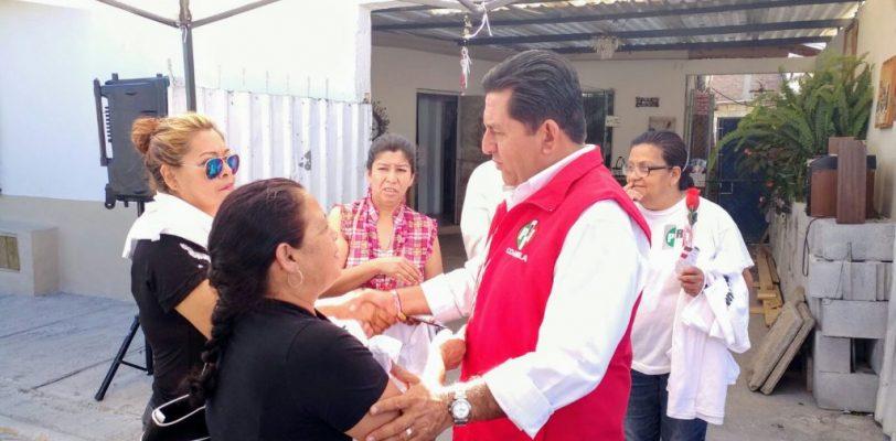 Seré un impulsor de la educación y la cultura: Samuel Rodríguez