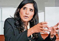 Se autodestapa Alejandra Barrales para el 2018