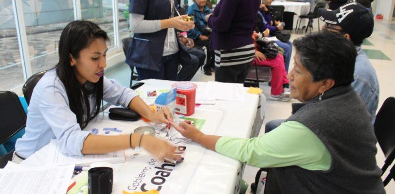 Tiene Coahuila gestión eficiente en recursos para la salud