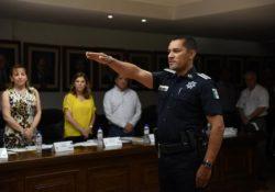 Formalizan nombramiento de Roberto Castro como Jefe de la Policía en Saltillo
