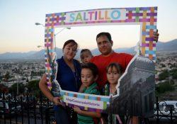 Festeje este martes el 440 aniversario de Saltillo