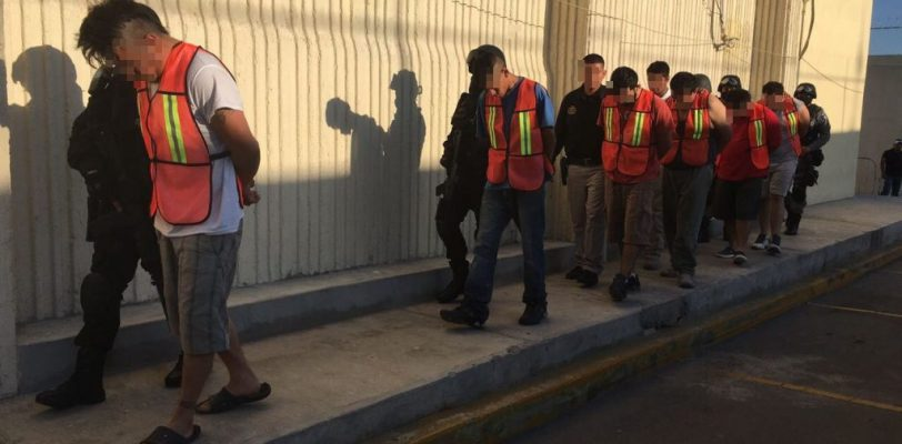 Detienen a 6 presuntos responsables de homicidios ocurridos en la región Sureste