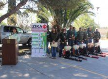 Arranca Coahuila a jornada contra dengue, zika y chikungunya