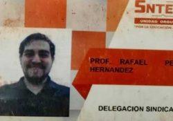 Policías de Saltillo estrangularon a maestro
