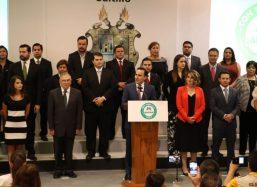 PresentaManolo Jiménez estrategia y equipo de transición del gobierno municipal
