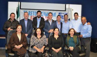 Marcelo Torres Cofiño será coordinador de la bancada del PAN