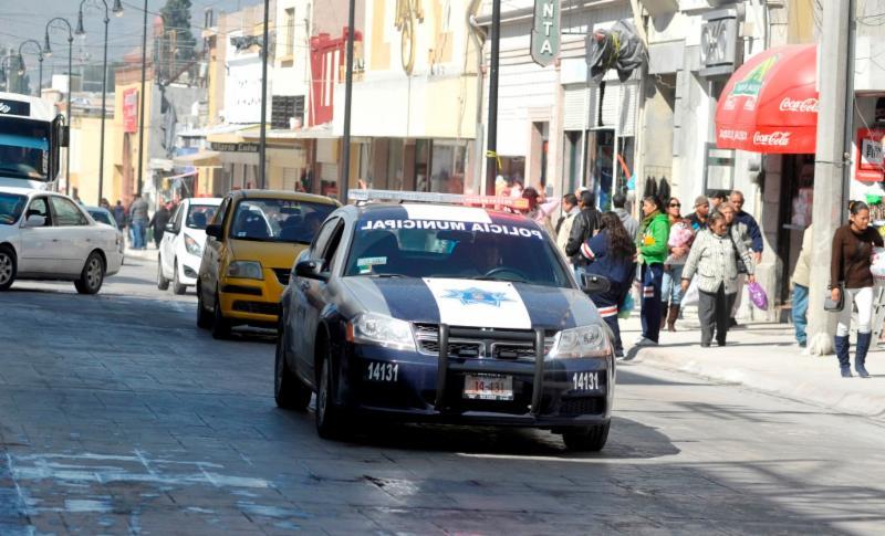 Implementará Policía Municipal operativo especial durante diciembre