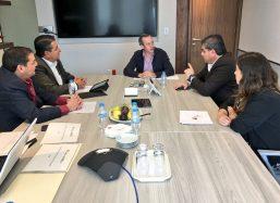 Negocia Riquelme recuperar conectividad Saltillo-CDMX con Aeroméxico