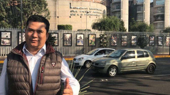(VIDEO) Exige anular elección de Coahuila con huelga de hambre