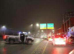 Debido a las inclemencias del tiempo siguen con cierres preventivos en algunos puentes de la Ciudad