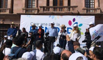 """Reprocha Corral a Peña """"pacto de impunidad"""" con los Moreira"""