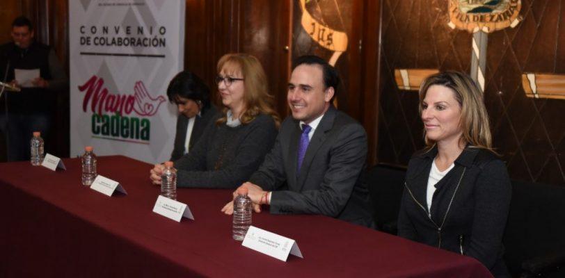 Firman convenio de mediación y pacificación Municipio y Poder Judicial