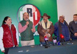 Ratificarán a Rigo Fuentes como dirigente del PRI