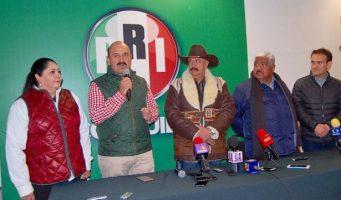 Buscan 17 priistas reelección en alcaldías