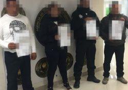 Detiene Fiscalía a cuatro policías de Saltillo por secuestro