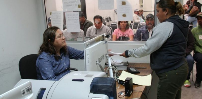 Reactivan servicio de expedición de licencias de conducir