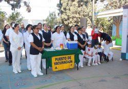 Inició Primera Semana Nacional de Salud en Coahuila