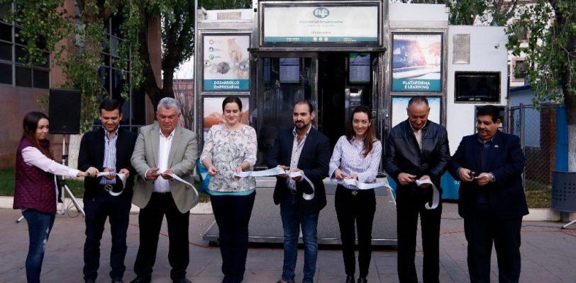 Inicia Gobierno de Saltillo y Nafin capacitación a emprendedores