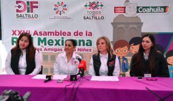 Saltillo será sede de la XXVI Asamblea de la Red Mexicana de Ciudades Amigas de la Niñez