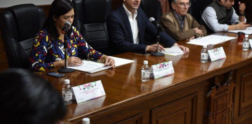 Se suma Saltillo al Pacto por la Paz Laboral en Coahuila